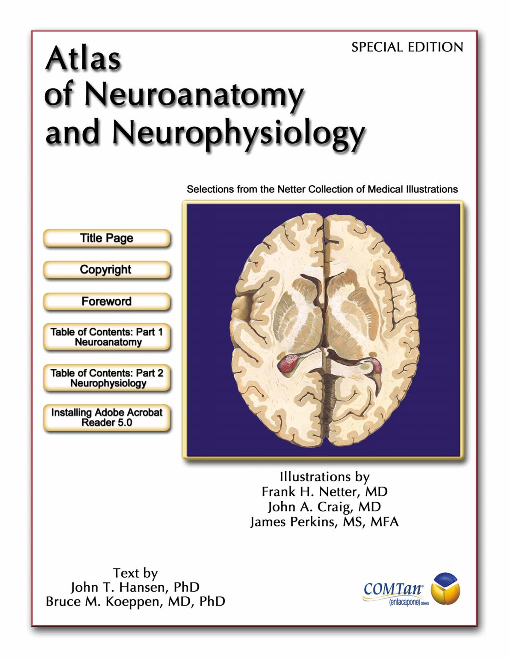 [奈特神经解剖图谱].奈特.英文版.pdf